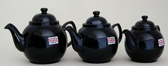 Brief history of the Brown Betty teapot