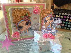 Sherri baldy image card and gift box