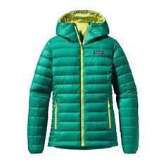 Patagonia M Down Sweater dunjakke herre Cargo Green Jakker