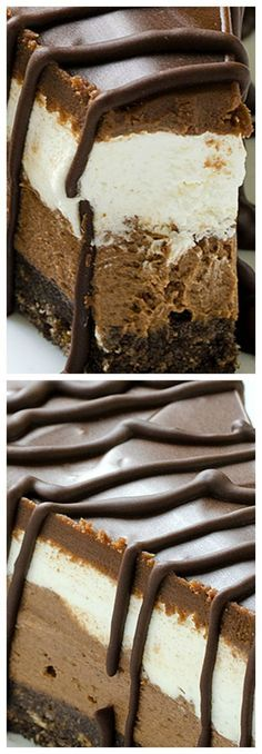 Layered Chocolate Ch