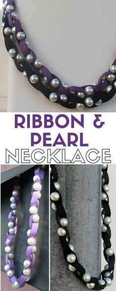 Make a Ribbon Pearl