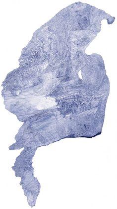 Kohei Nawa Psychic Numbing (Blue) 2000 Modern Paintings, Blue Texture, Alcohol Inks, Bangkok, Minimalism, Contemporary Art, Japan, Patterns, Abstract