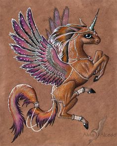 Winged one by =AlviaAlcedo on deviantART