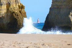 Praia da Rocha, ein besonderer Badeort an der Algarve - http://portugaljunkie.com/praia-da-rocha-ein-besonderer-badeort-an-der-algarve/