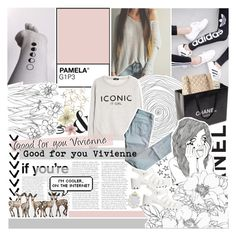 """Good for you Vivienne"" by cupcakesforeverxoxo ❤ liked on Polyvore"