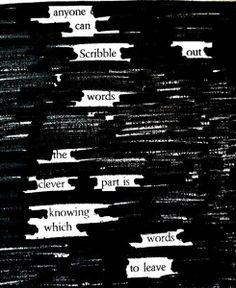 Newspaper-Blackout-Words-Poetry