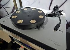 """""""Dr. Feickert - Firebird, Audiophile High End Analog Turntable"""" !...  http://about.me/Samissomar"""