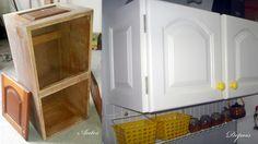 armário renovado