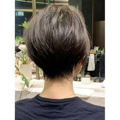 ☆乾かすだけで決まる☆ 大人小顔ショート | CIRCUS by BEAUTRIUM 表参道(サーカスバイビュートリアム)のヘアスタイル | 美容院・美容室を予約するなら楽天ビューティ Really Short Hair, Asian Short Hair, Shot Hair Styles, Shearing, Hair Today, Becca, Hair Beauty, Hair Ideas, Hair Cuts
