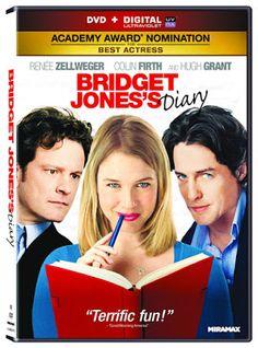 Bridget Jones's Diary on DVD $5.00