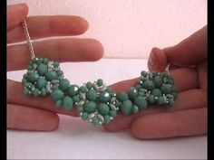 "TUTORIAL BEADED BEAD MODULO CON PERLA E CIPOLLOTTI ""TRUE LOVE"" PER ORECCHINI E CIONDOLO - YouTube"