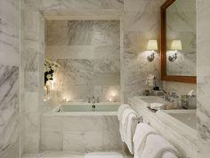 15 fantastiche immagini su bagno in marmo bathroom modern bathtub