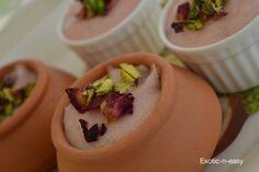 Rose Phirni Recipe by Meera Girdhar on Plattershare