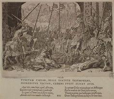 """Die Eroberung von Tunis, Blatt 7 aus der Folge """"Die zwölf Siege Karls V."""""""