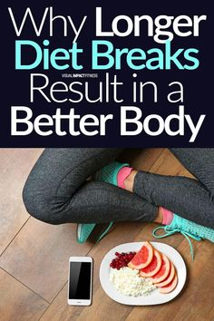 I found a recent study which compared taking long diet breaks -vs- dieting without breaks. Intermittent energy restriction improves weight loss efficiency in obese men: the MATADOR study [1]. In this study… One group dieted nonstop for 16 weeks. The other group alternated 2 weeks of dieting with 2 weeks at maintenance for a total of 30 weeks. The results were interesting. Both groups went through 16 weeks in a calorie deficit. Weight Loss Chart, Weight Loss Calculator, Weight Loss Meal Plan, Weight Loss Tips, How To Increase Muscle, 30 Weeks, Fat Burning Tips, Calorie Deficit, Low Fat Diets