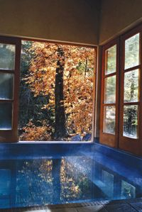Tassajara Hot Springs -- Wow! I wish I was there right now!  Such a wonderful place.