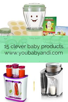 Infantino Squeeze Station, socks ons, traveling crib, Mima Moon chair, iiamo temperature bottle, Baby Brezza Formula Pro, The Nuna LEAF, 4Moms Origami Stroller, Baby products, baby bullet. http://www.youbabyandi.com/15-clever-baby-products/