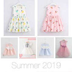 Bring on Summer 2019 ☀️ Shop here 💕 Summer Clothes, Summer Outfits, Girl Outfits, Baby Girl Dresses, Flower Girl Dresses, Baby Boutique Clothing, Beautiful Babies, Tulle, Wedding Dresses