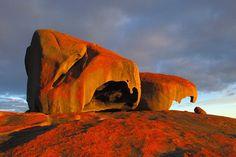 Remarkable Rocks, Australien - Gefunden bei geo.de
