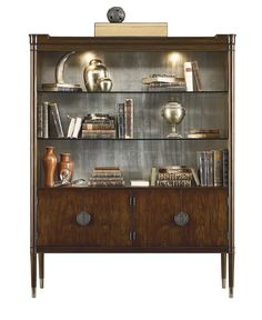 Acquisitions Paris by Henredon Living Room Cabinets Cool Furniture