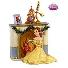 2009 Disney - A Warm and Cozy Christmas Hallmark Ornament at The Ornament Shop
