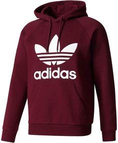 165c922fdd23 adidas Trefoil Pullover Hoodie - Men s Adidas Hoodie Mens