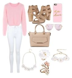 """""""Casual School Day#9"""" by seragart on Polyvore featuring Miss Selfridge, WithChic, Bella-Vita, Urban Expressions, Casetify, Kenneth Cole Reaction, Accessorize and Dettagli"""