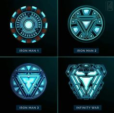 Arc Reactor evolutions