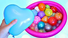 Balloons Popping Show for LEARNING COLORS with Famili Finger Song Kids E... Finger Song, Learning Colors, Balloons, Songs, Education, Youtube, Kids, Decor, Young Children