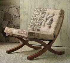 Coffee Sack Butaca Chair