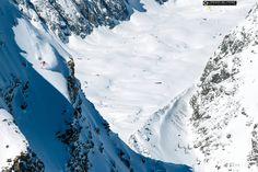 Secret freeride spot in Courmayeur Mont Blanc ph. Lorenzo Belfrond Photographia