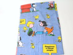 Linus with Blanket Charlie Brown Dictionary Art Print Picture Poster Peanuts