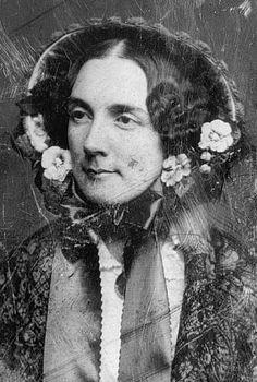 Born in 1808: 1850s bonnets in detail