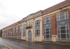 Brintons Carpet Factory