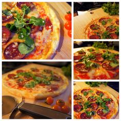 A different kind of paleo pizza! Can't wait to try it!