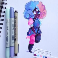 cotton candy mom by sarehkee on DeviantArt