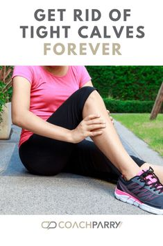 Banish tight calves for good! We look at the causes treatment and prevention of tight calf muscles & 4 stretches you can do to ensure pain-free running. Calf Muscle Spasm, Calf Muscle Strain, Calf Muscle Workout, Calf Strain, Calve Stretches, Best Calf Stretches, Muscle Stretches, Stretch Calf Muscles
