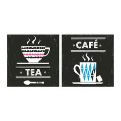 IKEA - FINNERYD, Picture, set of 2, Motif created by Clara Wells.You can personalize your home with artwork that expresses your style.