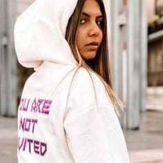 Maria Nunes on TikTok Hoodies, Sweaters, Tik Tok, Tumblr, Fashion, Girls Girls Girls, Pictures, Dress, Moda