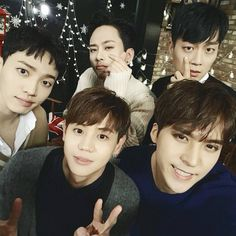 Former B2ST members Open Social Media for Indie Label 'Around US Entertainment' | Koogle TV