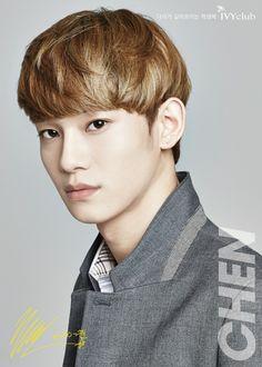 Kim Jong-dae 김종대 (Chen 첸) from EXO-M
