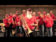 *AMAZING!*  The brass sections of the Boston Symphony and St. Louis Symphony add fuel to the fire for the 2013 World Series between the Red Sox and Cardinals.