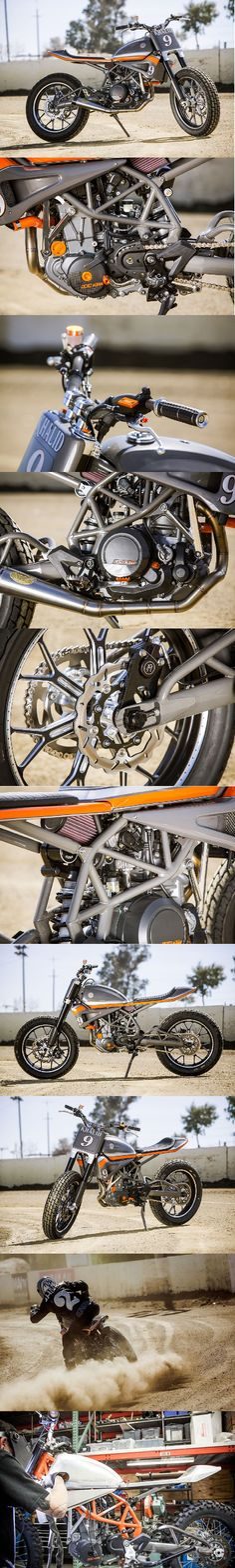 RSD KTM 690 Tracker