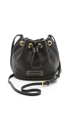 too hot to handle mini drawstring bag / marc by marc jacobs... so cute