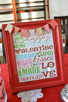 Valentine's Day Home Decor: Decorating Craft Ideas