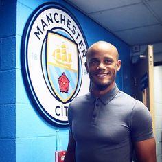 8 years ago today Kompany joined Man City