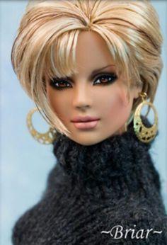 Barbie Basics Steffie Barbie Basics Dolls And Barbie Doll - Hairstyle barbie doll