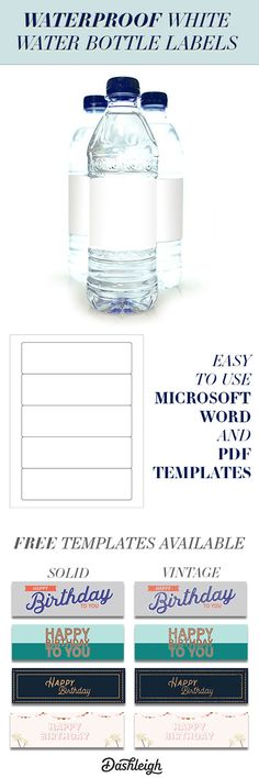 54 best Label and Design Templates images on Pinterest | Bottle ...