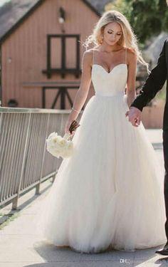 Vestidos de noiva que combinam com seu tipo físico – 43 fotos