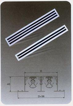 Linear Slot Air Diffuser - http://www.smartclima.com/linear-slot-air-diffuser.htm
